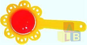 Погремушка Цветок арт.2с272 фото