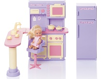 Кухня Маленькая принцесса Сереневая (коробка), арт.С-1438 фото