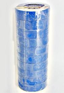 Изолента Safeline 19/20 синий арт.9371 фото