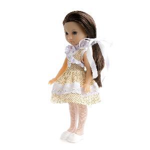 "Кукла ""Туяна на прогулке"" 1/10, арт.10226 фото"