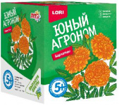 "Юный агроном ""Бархатцы"" арт.Р-002 фото"
