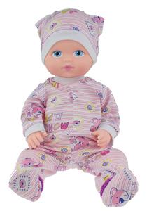 Кукла Малыш озвученный, арт.МАЛ40-13 фото