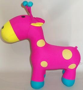 Игрушка м/н Жираф арт.1542-10 (кор/48) фото