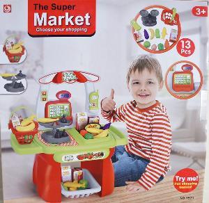 """Набор """"Супермаркет"""" (в кор 8), арт.1523 фото"""