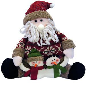 Снеговик/Дед Мороз (кор.36) арт.0188 фото