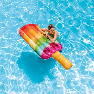 """Плот для плавания """"Фруктовый лёд""""(кор.6шт) арт.58766EU фото"""