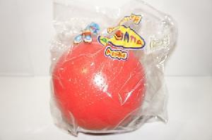 Мяч 200мм лакир. однотонн.. С-134ЛП ( спорт) арт с-134ЛП (1/8) фото
