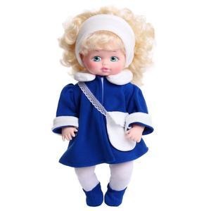 Кукла Аринка полз., арт.МАЛ40-1 фото