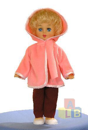 Кукла Нина пак 35 см, арт.АР35-47 фото