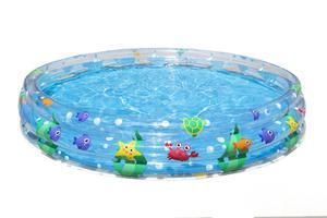 """Надувной бассейн """"Подводный мир"""" 183 х 33 см, 480 л, арт.51005 фото"""