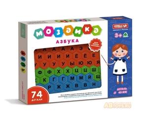 """Мозаика """" Азбука"""", арт.01081 фото"""