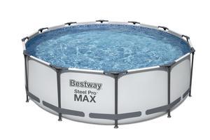 Каркасный бассейн, Steel Pro Max™ 366х100 см ф/насос,арт.56260 фото