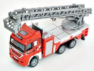 """маш """"FIRE CREW"""" пожарная, ассортимент 1:60, арт.49448 фото"""