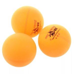 Шарик для настольного тенниса 1/140 арт.2417-1 (кор.2800) фото