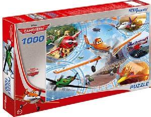 """Пазл 1000 """"Самолёты"""" (Disney) арт.79602 фото"""