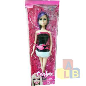 Кукла в одежде арт.FB006-2 (кор/120) фото