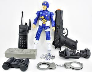 Набор полицейского (в кор.96), арт.757-2 фото