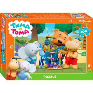 "Мозаика ""puzzle"" 104 ""Тима и Тома"", арт.82204 фото"