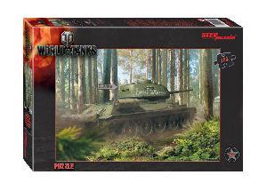 """Пазл 260 """"World of tanks"""" арт.95031 фото"""