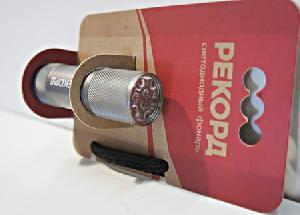 Фонарь светодиодный РЕКОРД MS-0809 (3*LR03) арт.21700 фото