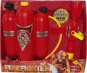 Набор пожарного арт.9908 (кор. 36) Ш фото