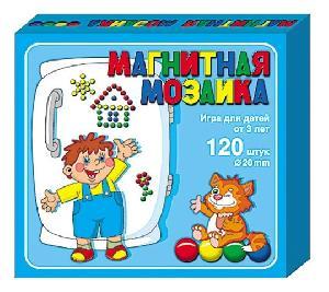 Магнитная мозайка 20/120кр. арт.00943 фото