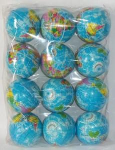 Мяч детский формовый (1/12 цена за штуку) арт.2517-12 (кор/720) фото