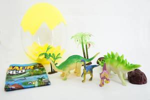 Набор динозавров (в кор.72), арт.877-19 фото