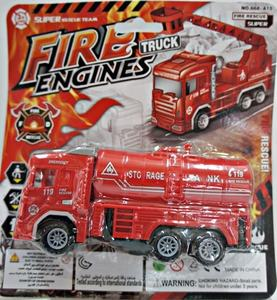 Пожарная машина, арт.668-A15 (1/288) фото