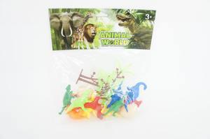 Набор динозавров (в кор.240), арт.1369A-10 фото