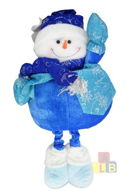 Снеговик/Дед Мороз/Олень (кор.18) арт.0171 фото