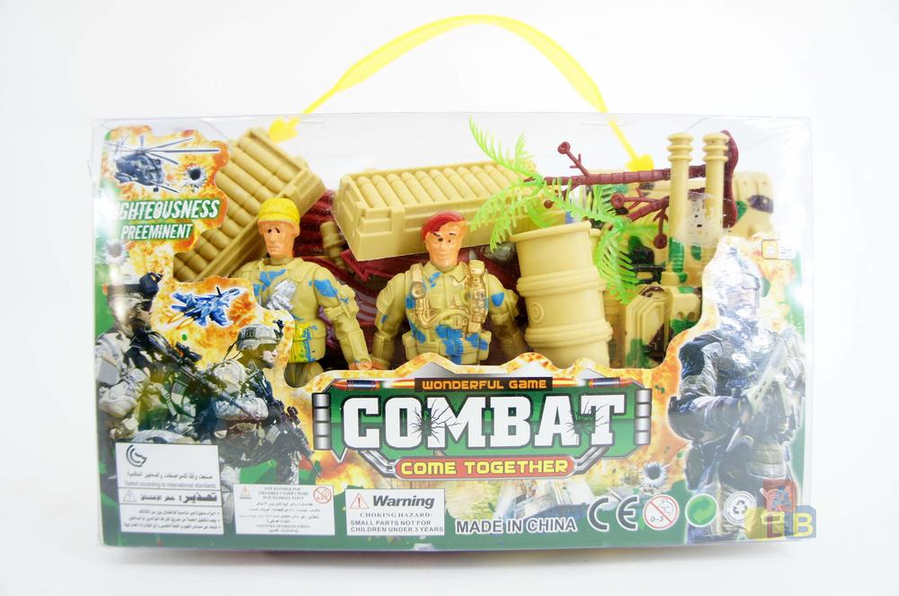 Набор военного, арт.PC628-8 фото