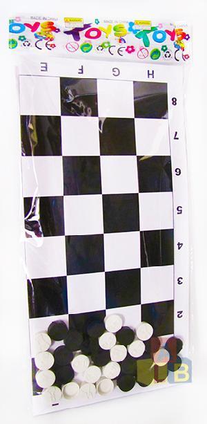 Шашки арт. 2502-6 (кор.720) Ш фото