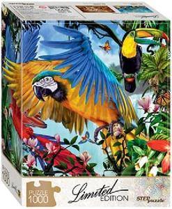 """Пазл 1000 """"Попугай"""" арт.79804 фото"""