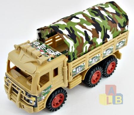 Военная машина, арт.858-B18 (1/240) фото