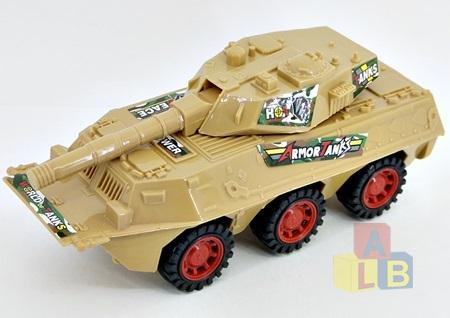 Военная машина, арт.858-B11 (1/240) фото