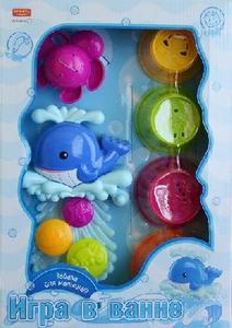 Набор для ванны арт.8803В (кор.36) фото