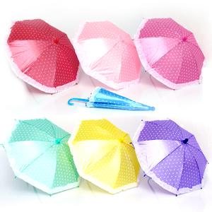 Зонтик детский №336/полуавтомат/d-50/R-25, арт.336 фото