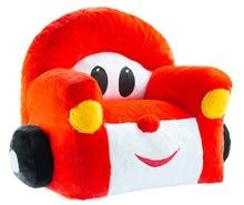 Мягкая игрушка Машинка красная-кресло, арт.2787 фото