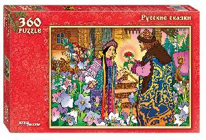"Мозаика ""puzzle"" 360 ""Аленький цветочек"", арт.73070 фото"