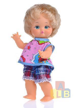 Кукла Кирюша пак 30 см, арт.СА30-5 фото