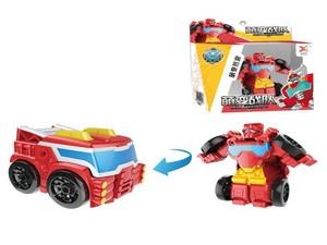 Робот-Трансформер  Cducational красный в кор., арт.47640 фото