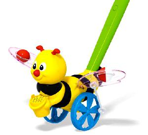 """Каталка """"Пчелка"""" арт.01396 фото"""