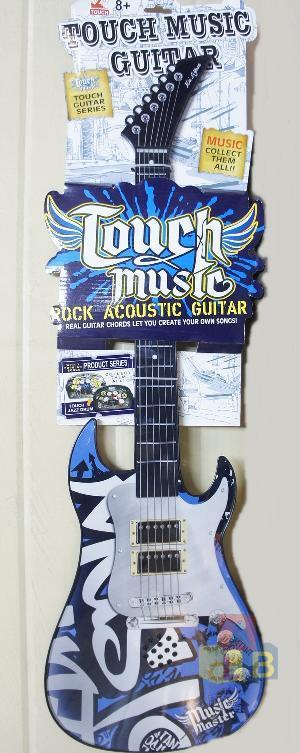 Гитара э/м  на планшете арт. ZK88002A  (кор.60) фото