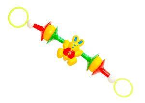Зайка-гимнаст, арт.2С387 фото