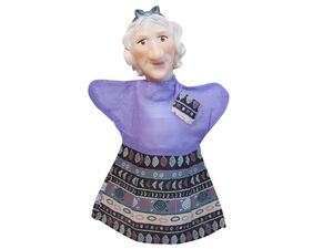 Баба Яга (кукла-перч.), арт.11030 фото