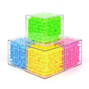 Кубик-лабиринт 7*7*7, арт.46647 фото