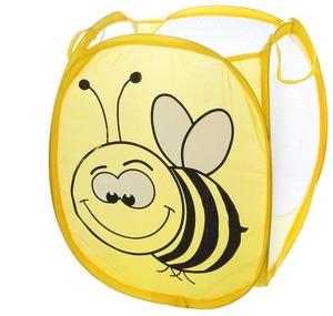 Корзина для игрушек Пчелка, 32*38см, пакет, арт.HXH2019040903-8 фото