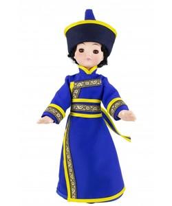 Кукла Бурят мальчик 45см (Коробка ), арт.ЛЕН45-47 фото