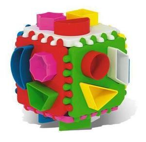 Логический куб подарочный арт.01316 фото